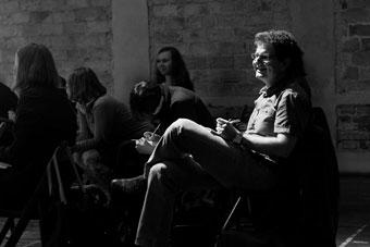 """Konferencja """"Wielka? Reforma? Teatru?"""", Wrocław 7 czerwca 2013, fot. Karol Jarek"""