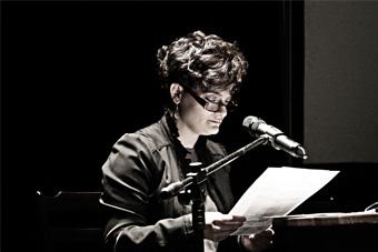 Małgorzata Jabłońska, konferencja, fot. Jacek Świątek