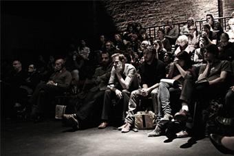 """Konferencja """"Praktyki teatralne Wsiewołoda Meyerholda"""", fot. Jacek Świątek"""
