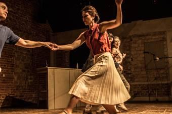 """""""TanzGala"""", spektakl Roberta Traczyka w ramach przeglądu """"Teatr na faktach""""; 14–"""