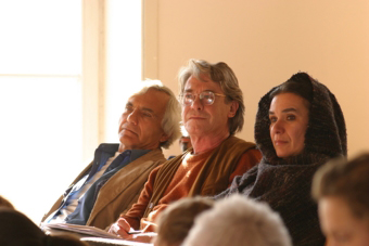 Eugenio Barba, Torgeir Wethal i Roberta Carreri