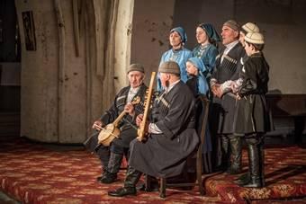 """VoicEncounters, """"Swańskie pieśni z Kaukazu"""", koncert grupy Nanila/rodziny Pi"""
