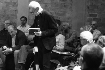 """Zbigniew Osiński, """"Laboratorium humanistyki"""", spotkanie z okazji 25. rocznic"""