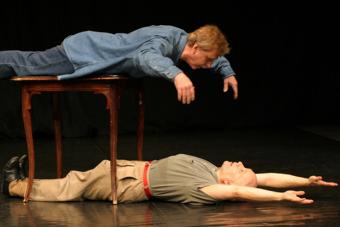 Giennadij Bogdanow i Thomas Laebhart – improwizacje
