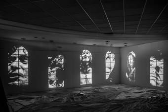 Kamienica, Rynek 25, wystawy; 14 października – 13 listopada 2016. Fot. Maci