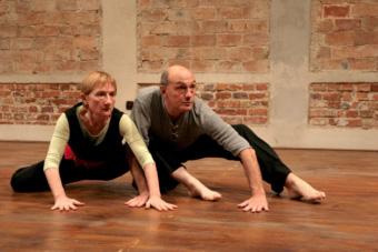 Claire Heggen i Yves Marc (Théâtre du Movement)