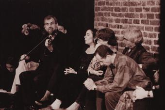 Spotkanie z Eugeniem Barbą i zespołem Odin Teatret, połączone z pokazem prac