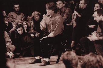 Torgeir Wethal – spotkanie z Eugeniem Barbą i zespołem Odin Teatret