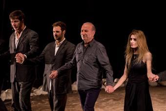 """Prometeusz w okowach"", spektakl Theodorosa Terzopoulosa i Teatru Attis; 7 l"