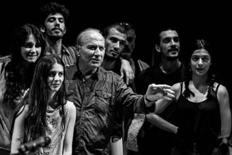 Making Tomorrows's Theatre, spotkania szkół teatralnych z Bułgarii, Grecji, Hi