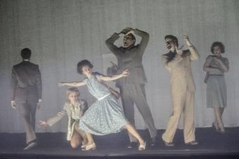 """Zstąp, Mojżeszu"", spektakl Romea Castellucciego i Socìetas Raffaello Sanzio"