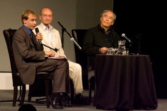 """Spotkanie z Tadashi Suzukim podczas festiwalu """"Świat miejscem prawdy"""""""
