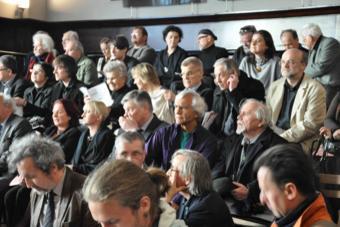 Inauguracja Studia na Grobli 17 kwietnia 2010