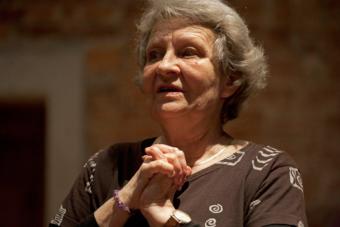 Wykład mistrzowski Jany Pilátovej z okazji Międzynarodowego Dnia Teatru