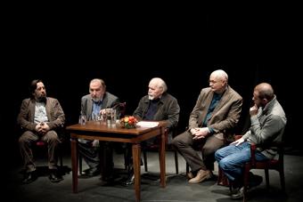Krzysztof Czyżewski, Janusz Degler, Ludwik Flaszen, Maciej Łagiewski...
