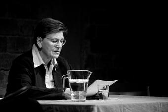 Wykład mistrzowski Eriki Fischer-Lichte 13 kwietnia 2013, fot. Karol Jarek