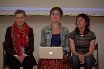 Katarzyna Ingielewicz, Elizabeth Crarer, Maite Tarazona Garrido, letnie seminari