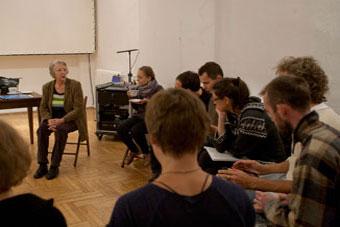Seminarium Marii Shevtsovej, letnie seminaria OUP 2011, fot. Irena Lipińska