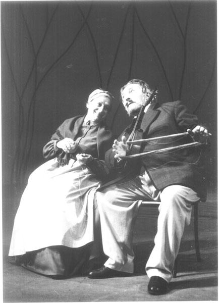 Halina Gallowa, Roman Wójtowicz