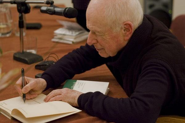 Spotkanie z Peterem Brookiem, Wrocław 2009