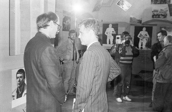 Otwarcie wystawy Ryszard Cieślak w Teatrze Laboratorium we Wrocławiu