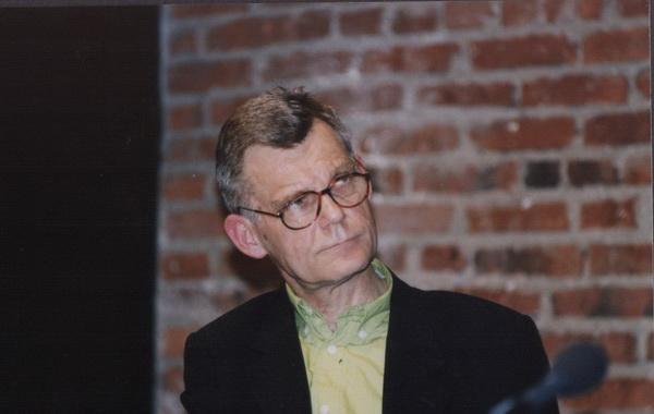 Pictured: Zbigniew Osiński