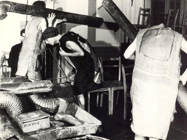 Zdjęcie z próby do Akropolis