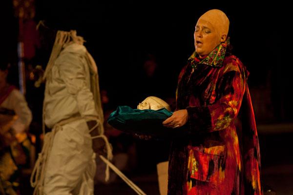 Ur-Hamlet, Odin Teatret, reż. Eugenio Barba