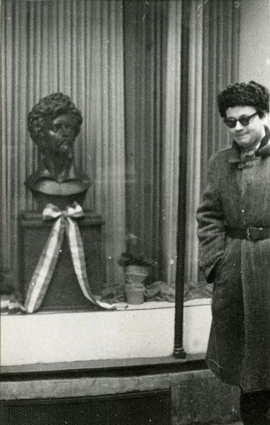 Jerzy Grotowski podczas studiów reżyserskich w Państwowym Instytucie Sztuki Teat