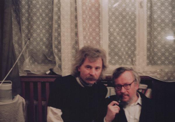 Zbigniew Kozłowski, Jerzy Grotowski