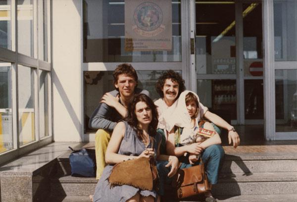 Rolf Frey, Enrique Santiago, Luisa Pasello, Simona Morini