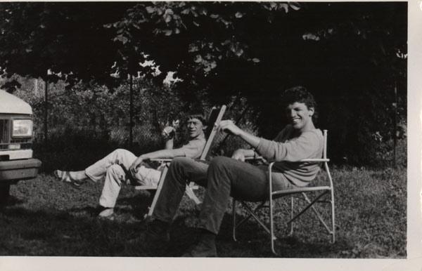 Ryszard Cieślak, Rolf Frey