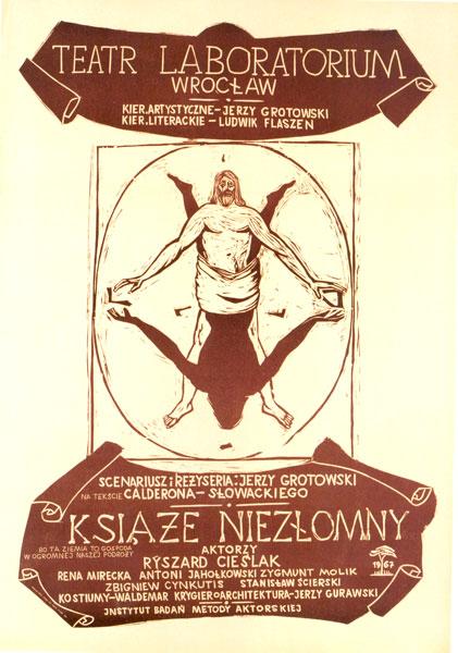 Plakat Księcia Niezłomnego, wersja III