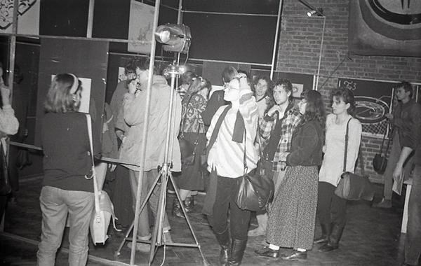 Wystawa szkiców i projektów Jerzego Gurawskiego