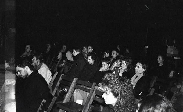 Prezentacja filmów z przedstawień i przedsięwzięć Odin Teatret