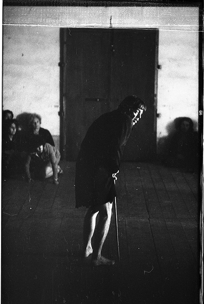 Na zdjęciu: Ryszard Cieślak (Ciemny)