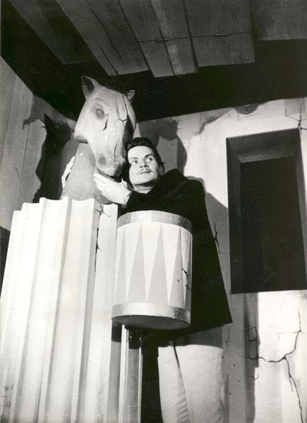 Adam Kurczyna w Orfeuszu