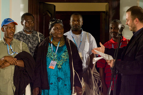 Grupa Haitańczyków