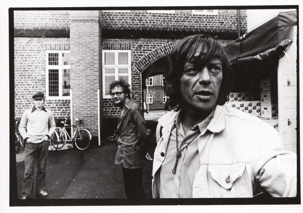 Stanisław Scierski, Jerzy Grotowski, Ryszard Cieślak, Holstebro 1971