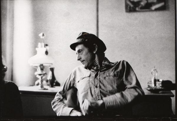André Gregory w czasie Uniwersytetu Poszukiwań Teatru Narodów we Wrocławiu