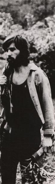 Włodzimierz Staniewski, pierwsza połowa lat 70