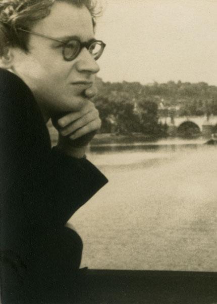 Jerzy Grotowski, Praga 1956