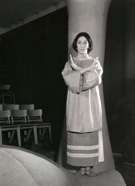 """""""Shakuntalā"""", Opole 1960"""