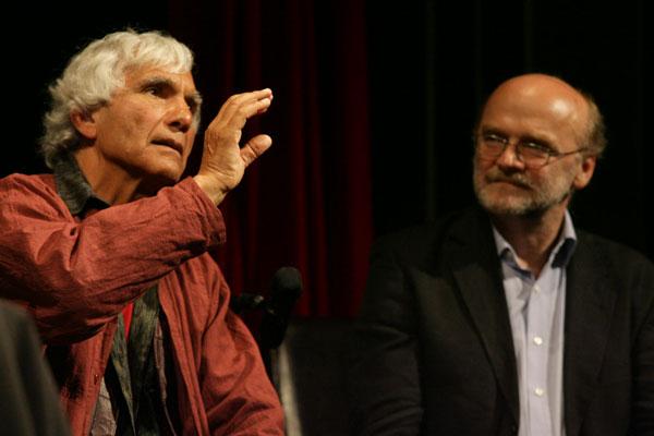 Spotkanie z Eugenio Barbą