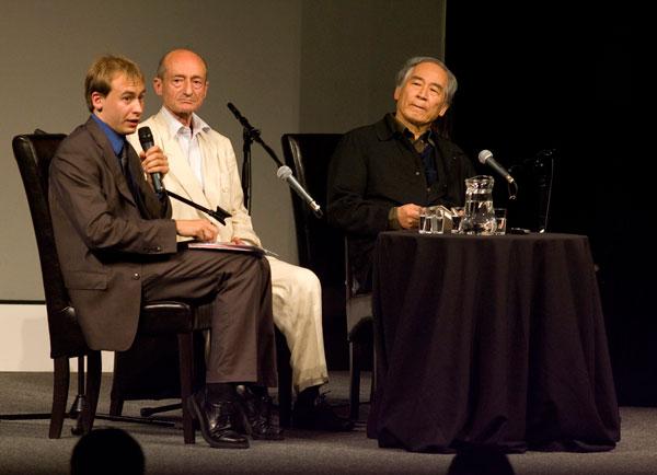 Spotkanie z Tadashi Suzukim