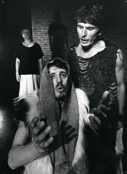 Od lewej: Janusz Stolarski, Grzegorz Sikora, Bogumił Gauden