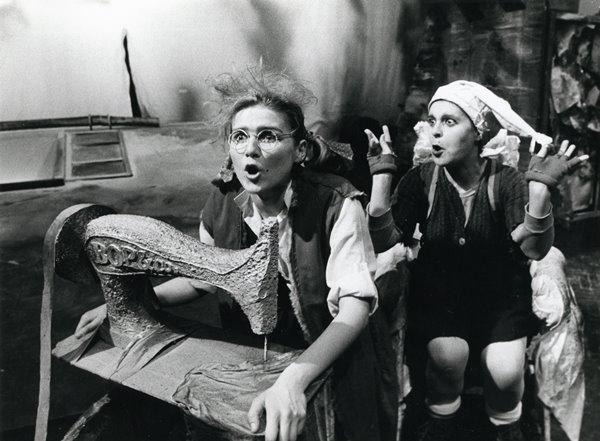 Od lewej: Grażyna Błecka-Kolska, Jolanta Kurach