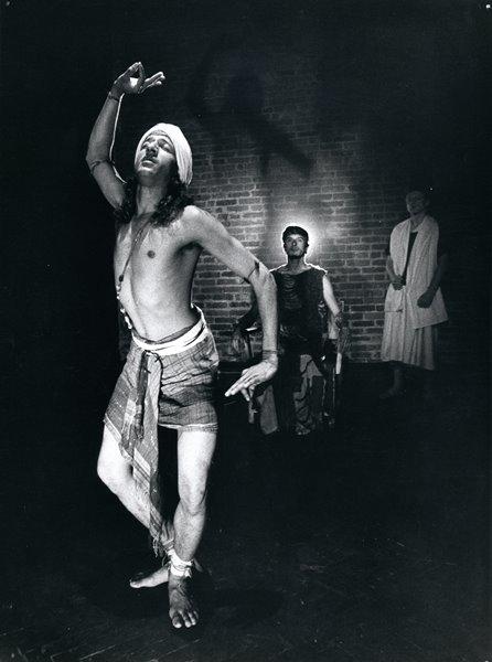 Od lewej: Khalid Tyabji, Grzegorz Sikora, Bogumił Gauden