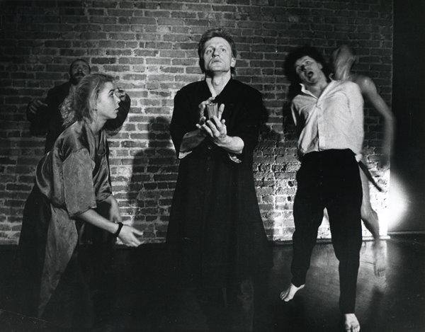 Od lewej: Jolanta Cynkutis, Bogumił Gauden, Sławomir Chwastowski, Mirosław Kocur
