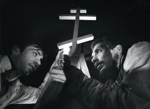 Od lewej: Marek Cichosz, Dariusz Domarecki